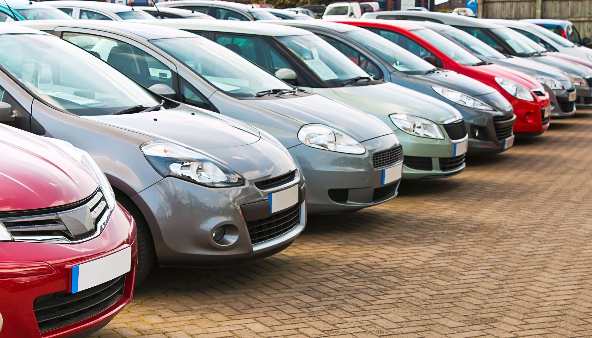 Used cars sale