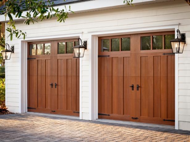 solutions for garage doors