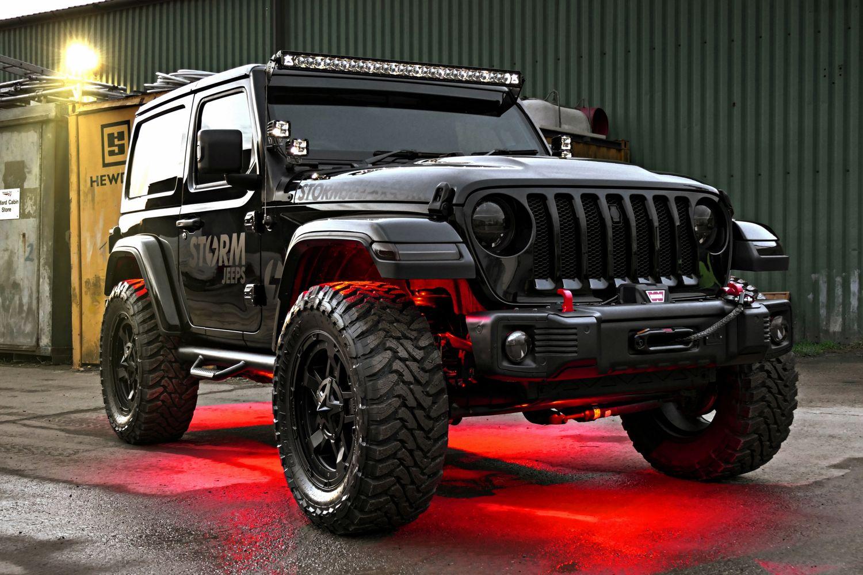 custom jeeps for sale in fullerton