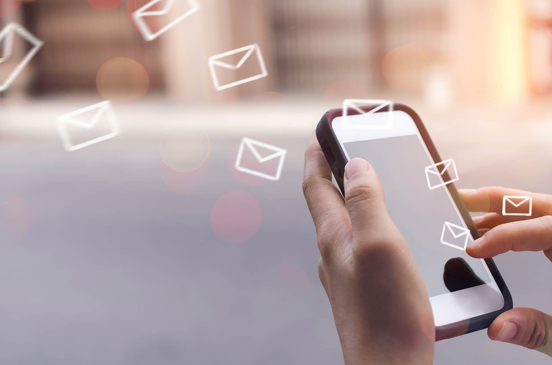 SMS marknadsföring