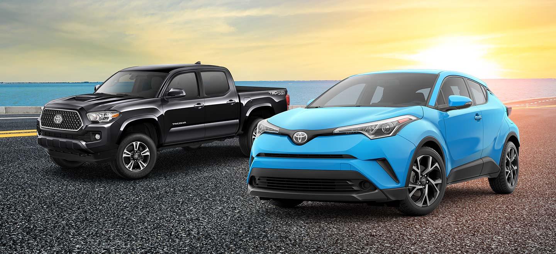 Get a new car: