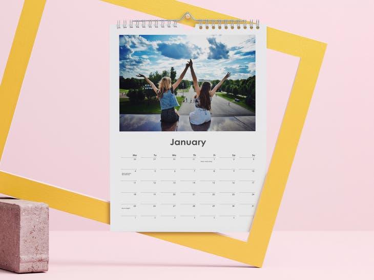 Australian calendars